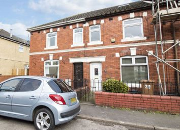 Thumbnail 3 bed terraced house for sale in Grove Road, Risca, Newport