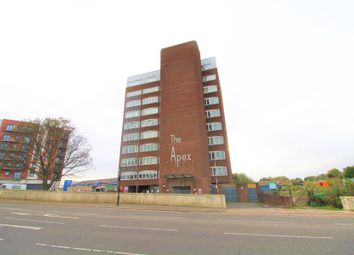 Thumbnail 2 bed flat for sale in The Apex, Oundle Road