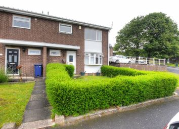 Thumbnail 3 bed end terrace house for sale in Burnstones, West Denton, Newcastle Upon Tyne