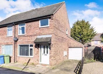 3 bed semi-detached house for sale in Braithwait Close, Norwich NR5