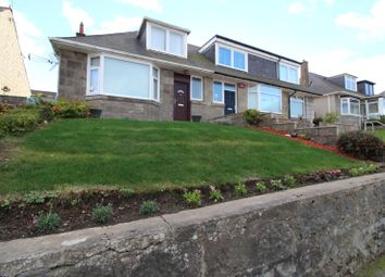 Thumbnail 2 bedroom semi-detached house for sale in Auchmill Road, Aberdeen