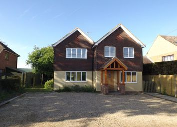 Thumbnail 4 bed detached house for sale in New Hall Lane, Small Dole, Henfield, West Sussex