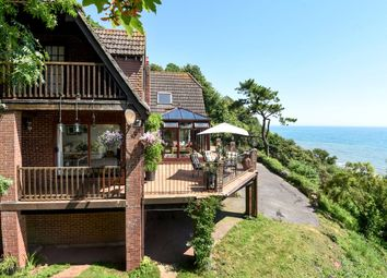 Thumbnail 6 bed detached house for sale in Cliff Walk, Teignmouth