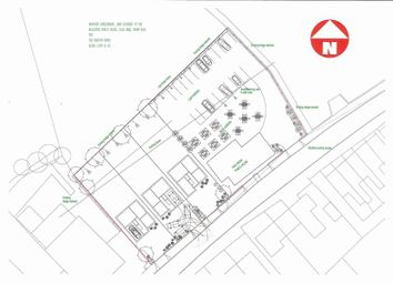 Thumbnail Land for sale in 181, High Lane, Brown Edge, Staffordshire
