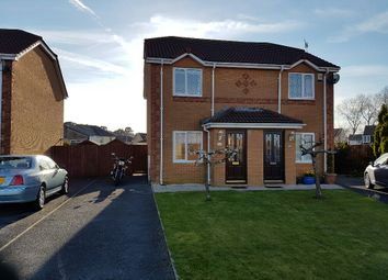 Thumbnail 2 bed semi-detached house to rent in Clos Helyg, Gowerton, Swansea