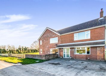 Thumbnail 4 bed detached house for sale in Listoft, Hogsthorpe, Skegness