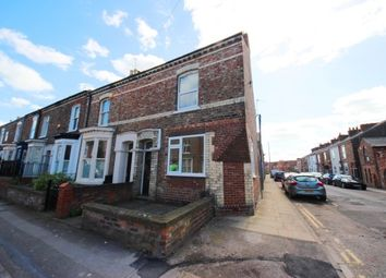 Thumbnail 3 bed terraced house to rent in Fountayne Street, York
