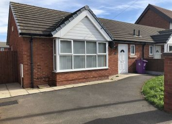 Thumbnail 2 bed semi-detached bungalow to rent in Boundary Lane, Liverpool