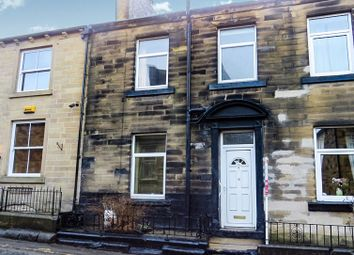 Thumbnail 2 bedroom terraced house for sale in Southgate, Honley, Holmfirth