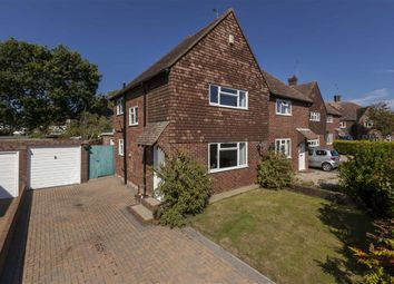 Thumbnail 2 bed semi-detached house for sale in Lansdowne Gardens, Hailsham