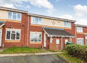 Thumbnail 2 bed terraced house for sale in Amity Close, Smethwick