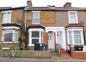 Thumbnail 3 bed terraced house to rent in Vale Road, Northfleet, Gravesend, Kent