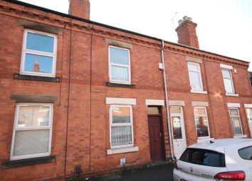 Thumbnail 3 bedroom terraced house for sale in Bolsover Street, Hucknall, Nottingham