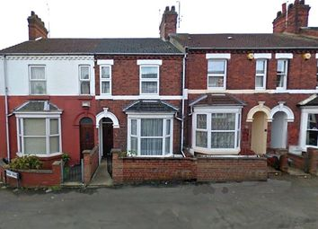 Thumbnail 3 bed terraced house to rent in Knox Road, Wellingborough, Northamptonshire.