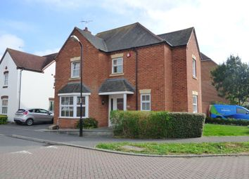 Thumbnail 4 bed link-detached house to rent in The Walkway, Angmering, Littlehampton