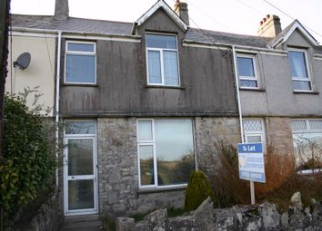Thumbnail 3 bed terraced house to rent in Goverseth Terrace, Foxhole, St Austell, Cornwall