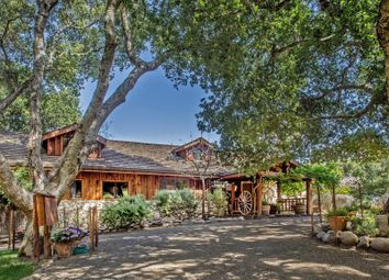 Thumbnail 4 bed property for sale in 1 Buck Mountain, Carmel Valley, Ca, 93924