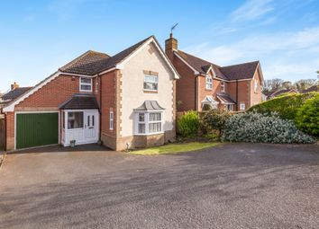 Thumbnail 4 bed detached house for sale in Glessing Road, Stone Cross, Pevensey