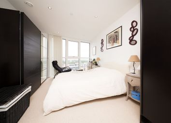Thumbnail 1 bed flat to rent in Admirals Tower, 8 Dowells Street, New Capital Quay, London, London