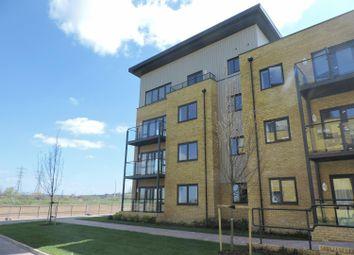 Thumbnail 2 bed flat for sale in Allium Rise, Dartford