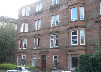 Thumbnail 1 bed flat to rent in Ledard Road, Glasgow
