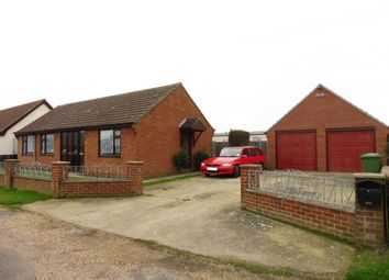 Thumbnail 4 bed detached house for sale in Long Beach Estate, Hemsby, Great Yarmouth