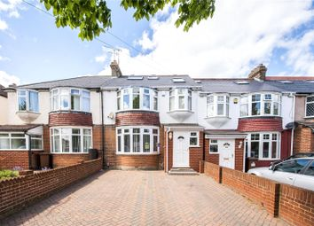 Thumbnail 4 bed terraced house for sale in City Way, Rochester, Kent