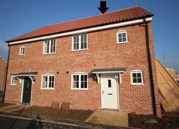 Thumbnail 2 bed semi-detached house for sale in King Edgar Close, Ely