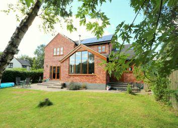 Thumbnail 4 bed detached house for sale in Bromsberrow Heath, Ledbury