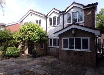 Thumbnail 4 bedroom detached house for sale in Hollins Lane, Marple Bridge, Stockport, Greater Manchester
