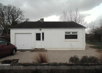 Thumbnail 2 bed detached bungalow to rent in Fields Lane, Houston, Johnstone