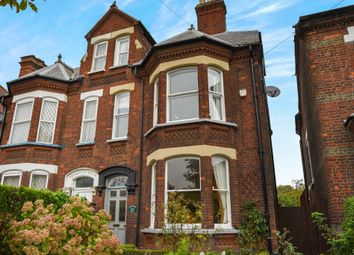 Thumbnail 5 bed semi-detached house for sale in Gaywood Road, King's Lynn