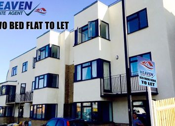 Thumbnail 2 bed flat to rent in Strathmore Road, Croydon