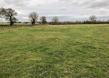 Thumbnail Land for sale in Bayston Hill, Shrewsbury