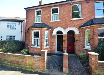 Thumbnail 2 bed semi-detached house for sale in Kings Ride, Camberley, Surrey