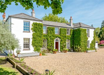 5 bed detached house for sale in Shirley Holms Road, Boldre, Lymington, Hampshire SO41