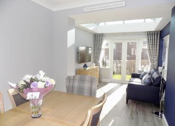 Thumbnail 4 bedroom detached house for sale in Ffordd Y Draen, Coity, Bridgend.