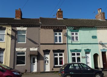 Thumbnail 3 bed terraced house for sale in Whitehill Road, Ellistown, Leicestershire