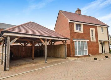 Thumbnail 3 bed detached house for sale in Rene Mac Kisray Place, Ashford, Kent, .