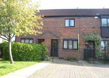 Thumbnail 2 bed terraced house to rent in Vicarage Gardens, York, North Yorkshire