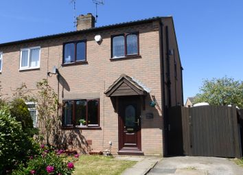 3 bed semi-detached house for sale in Polperro Way, Hucknall, Nottingham NG15
