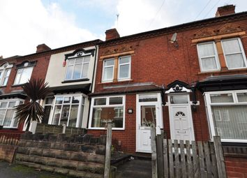 Thumbnail 2 bed terraced house to rent in Selsey Road, Birmingham