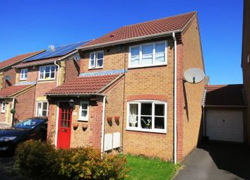 Thumbnail 3 bed link-detached house to rent in Bakers Ground, Stoke Gifford, Bristol