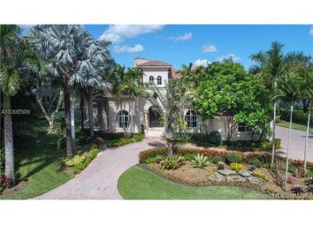 Thumbnail 5 bed property for sale in 3375 Bridle Path Ln, Weston, Fl, 33331