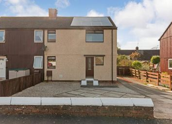Thumbnail 3 bed semi-detached house for sale in Queens Drive, Monkton, South Ayrshire, Scotland