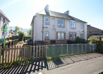 Thumbnail 2 bed flat for sale in Mcculloch Avenue, Uddingston, Glasgow