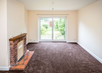 Thumbnail 2 bed terraced house for sale in Bryn Y Castle Terrace, Gobowen, Oswestry