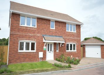 Thumbnail 3 bed detached house for sale in Alexandra Road, Lymington