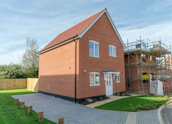 Thumbnail 3 bed detached house for sale in Tapping Close, Snettisham, King's Lynn