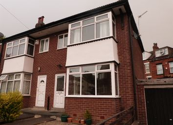 Thumbnail 3 bed semi-detached house to rent in Newport Road, Leeds